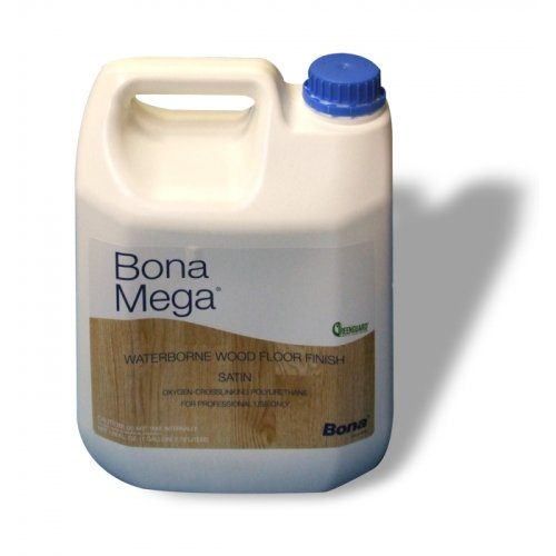 Bona Mega Wood Floor Finish Gloss