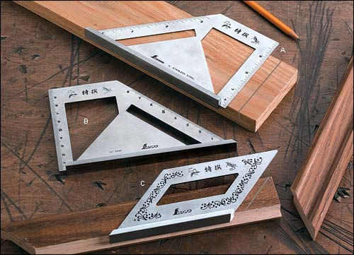 square for carpentry use