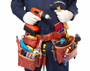 tool belt for carpentry use