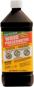 Green Products Cb 1 1 Gallon Copper-Green® Brown Wood Preservative (Pack of 4)