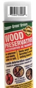 Green Products Cb Spray 14 Oz Copper-Green® Brown Wood Preservative Spray (Pack of 12)