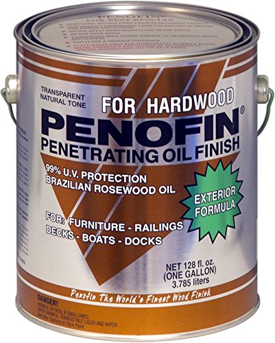 Penofin Deep Penetrating Oil Treatment for Exotic Hardwood Exterior