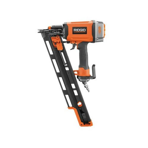 Ridgid ZRR350RHF 3-1-2 in. Round-Head Framing Nailer