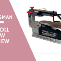 craftsman 16 scroll saw review