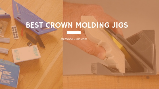Crown Molding jig