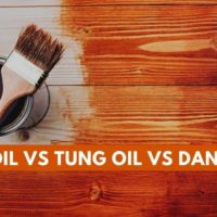 Teak Oil vs Tung oil vs Danish oil