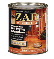 zar ultra polyurethane for floors
