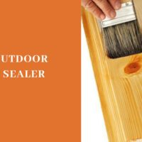 best outdoor wood sealers