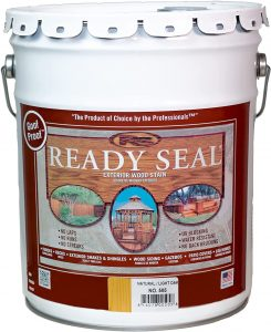 ready seal wood exterior stain and sealer