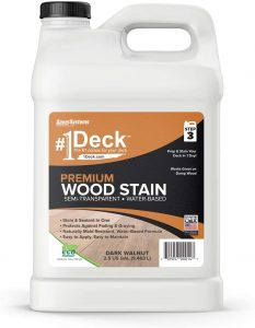saver system wood stain